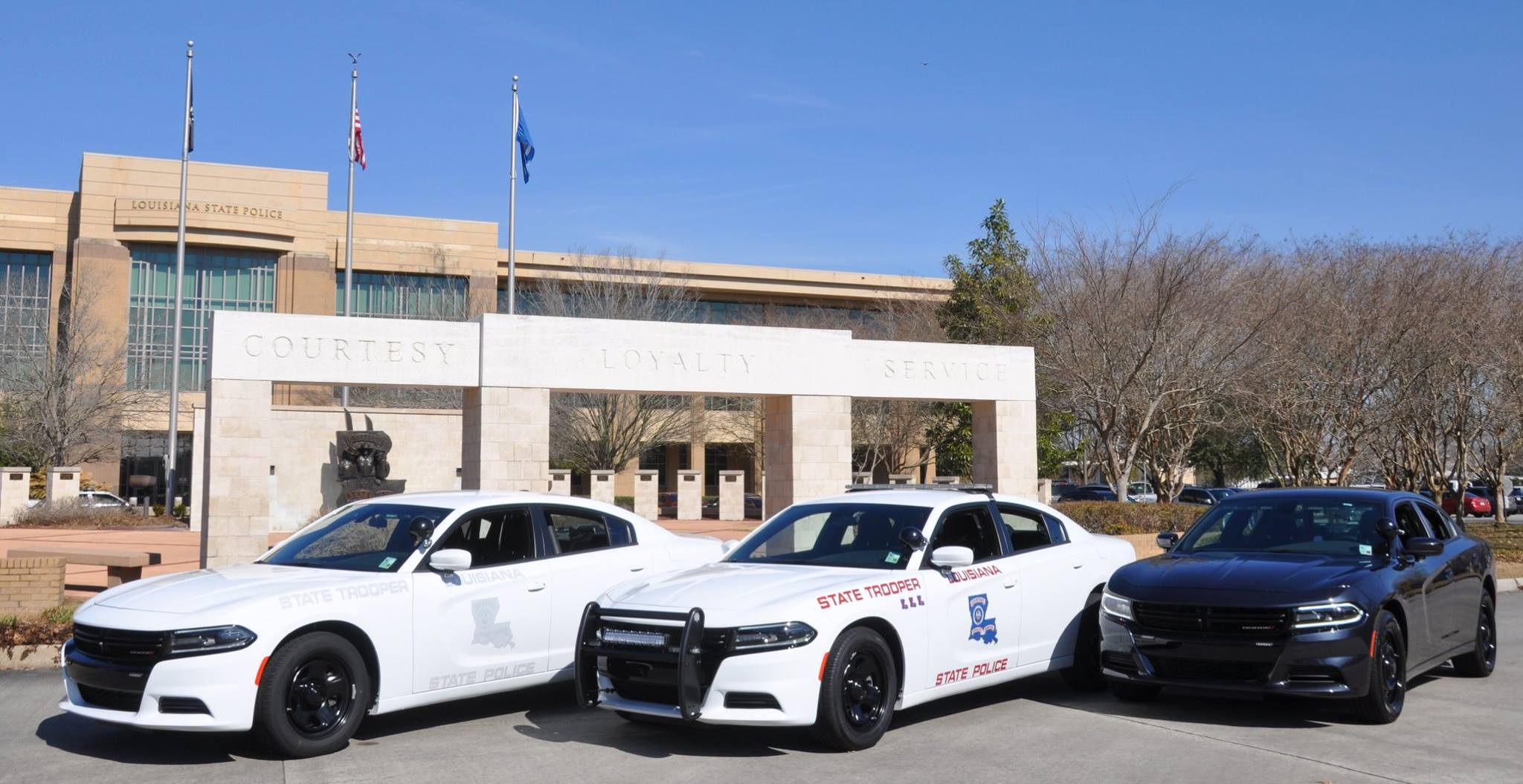 Dodge Charger Pursuit >> Dodge Charger Pursuit Louisiana State Police Partners Against