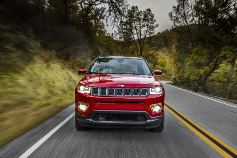 Jeep® Compass | Everything REALTORS® Need in One PackageFCA